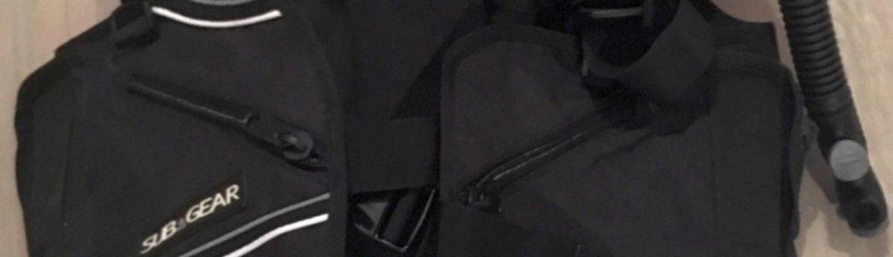 stak subgear black drake taille M neuve